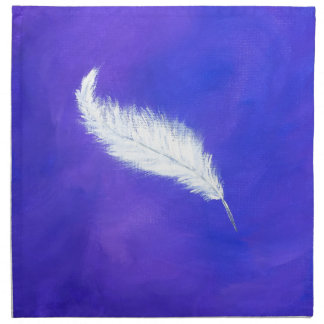 Feather Napkin