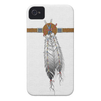 feather native american iphone case