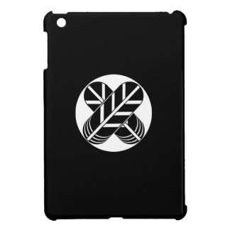 Feather of Shiragawa 鷹 iPad Mini Case