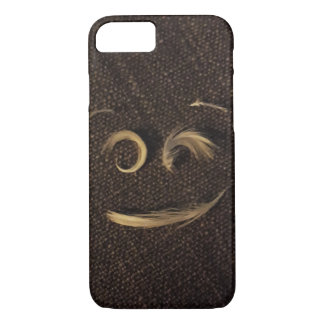 Feather Smiley iPhone 7 Case