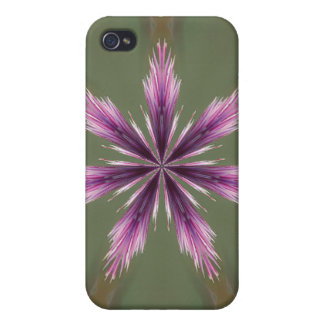 Feather Star iPhone Case iPhone 4/4S Cases