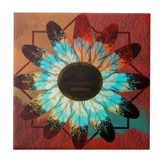 Feather Wheel Tiles