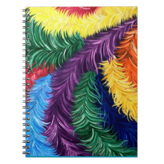 Feather Writing Notebooks