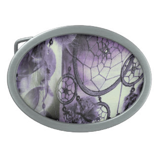Feathered Dreams Belt Buckle
