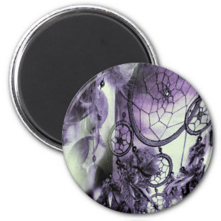 Feathered Dreams Magnet