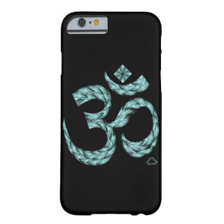 Feathered Om, Jungle Fowl Tail. Barely There iPhone 6 Case