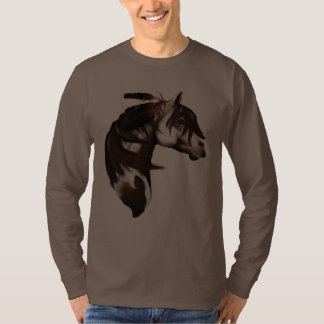 Feathered Paint Horse Shirts