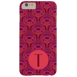 Feathered Paisley - Pinkoinko Barely There iPhone 6 Plus Case