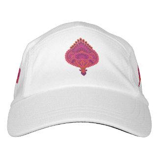 Feathered Paisley - Pinkoinko Hat