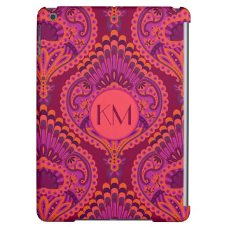 Feathered Paisley - Pinkoinko iPad Air Cover