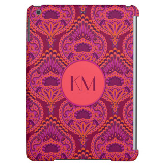 Feathered Paisley - Pinkoinko iPad Air Covers