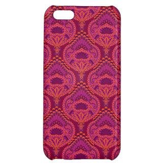 Feathered Paisley - Pinkoinko iPhone 5C Cases
