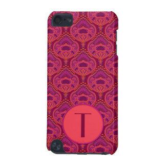 Feathered Paisley - Pinkoinko iPod Touch 5G Case