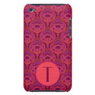 Feathered Paisley - Pinkoinko iPod Touch Covers