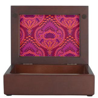 Feathered Paisley - Pinkoinko Memory Box