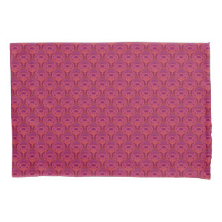 Feathered Paisley - Pinkoinko Pillowcase