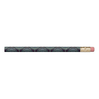 Feathered Paisley - Winter Forest Pencil