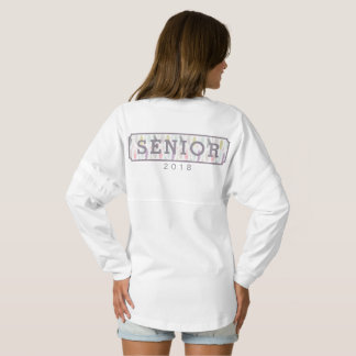 Feathers + Arrows Senior Graduation Cap 2018 Spirit Jersey