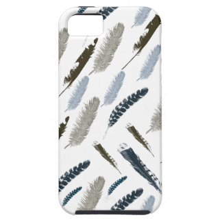 Feathers Case For The iPhone 5