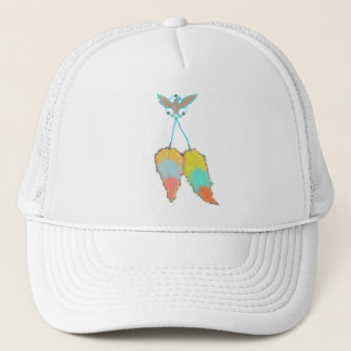 Feathers Eagle Symbol Hat
