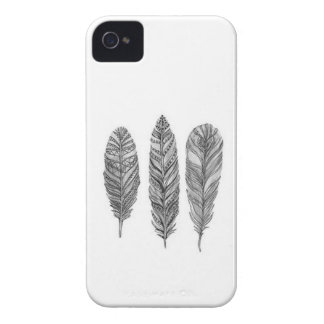 Feathers iPhone 4 Case-Mate Case