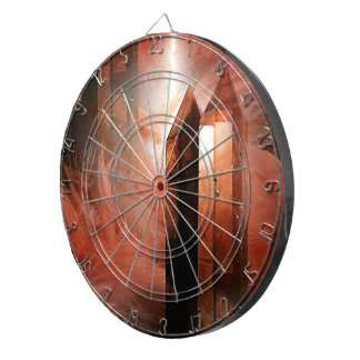 Feathers & Points Dartboard