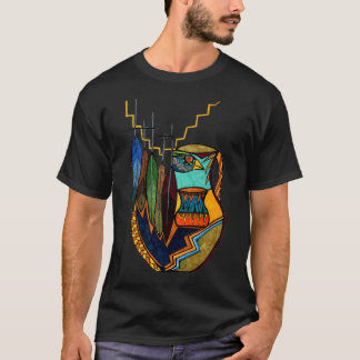 Feathers & Pot Spirit T-Shirt