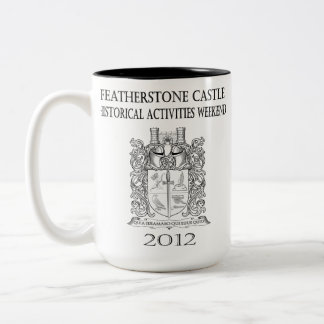 Featherstone Weekend 'Coat of Arms' Mug
