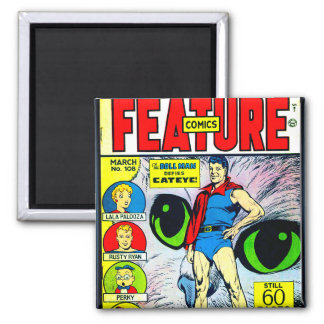 Feature Comics #108 Magnet