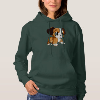 Featured Designer: Bulldog Women's Green Sweater