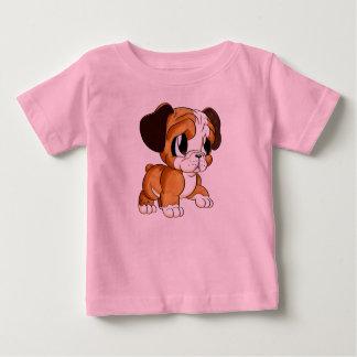 Featured Designer: Cute Dog Art Baby's Pink Shirt