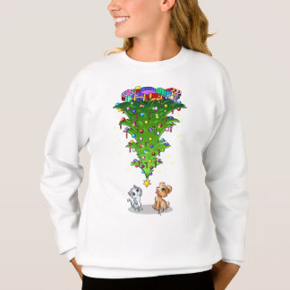 Featured Designer: Trendy Christmas Tree Sweater