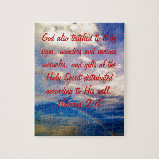 Feb 4 - Bible Verse Birth Puzzle