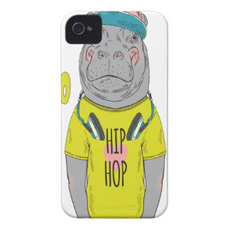 February 15th - Hippo Day - Appreciation Day Case-Mate iPhone 4 Cases