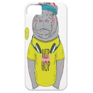 February 15th - Hippo Day - Appreciation Day iPhone 5 Covers