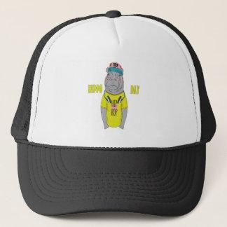 February 15th - Hippo Day - Appreciation Day Trucker Hat