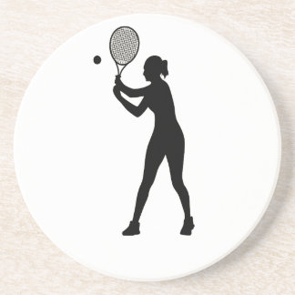 February 23rd - Play Tennis Day - Appreciation Day Coaster