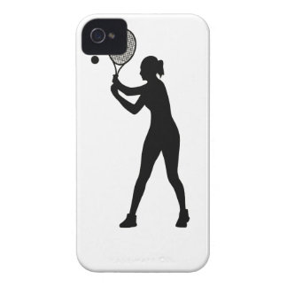 February 23rd - Play Tennis Day - Appreciation Day iPhone 4 Covers