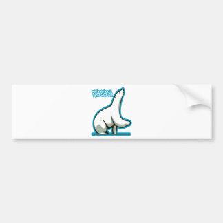February 27th - Polar Bear Day Bumper Sticker