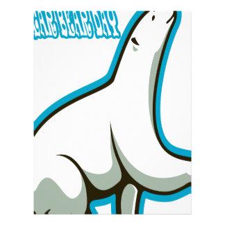 February 27th - Polar Bear Day Letterhead