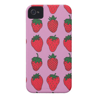 February 27th - Strawberry Day iPhone 4 Cover