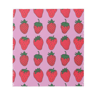 February 27th - Strawberry Day Notepad