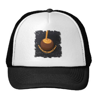 February 28th - Chocolate Soufflé Day Trucker Hat