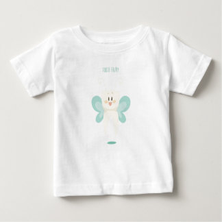 February 28th - Tooth Fairy Day - Appreciation Day Baby T-Shirt