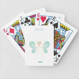 February 28th - Tooth Fairy Day - Appreciation Day Bicycle Playing Cards