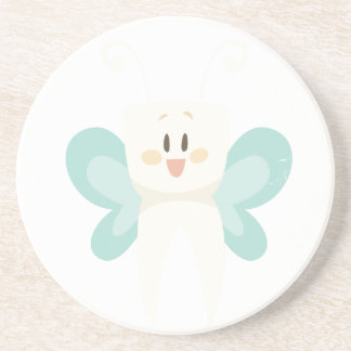 February 28th - Tooth Fairy Day - Appreciation Day Coaster