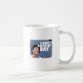 February 2nd - Lung Leavin' Day - Appreciation Day Coffee Mug