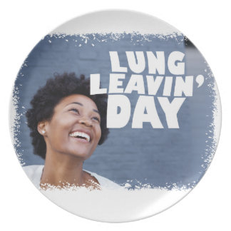 February 2nd - Lung Leavin' Day - Appreciation Day Dinner Plates