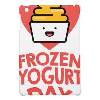 February 6th - Frozen Yogurt Day iPad Mini Cases