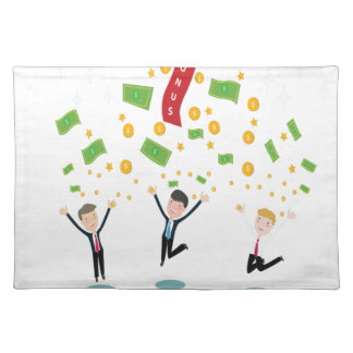 February 8th - Laugh And Get Rich Day Placemat